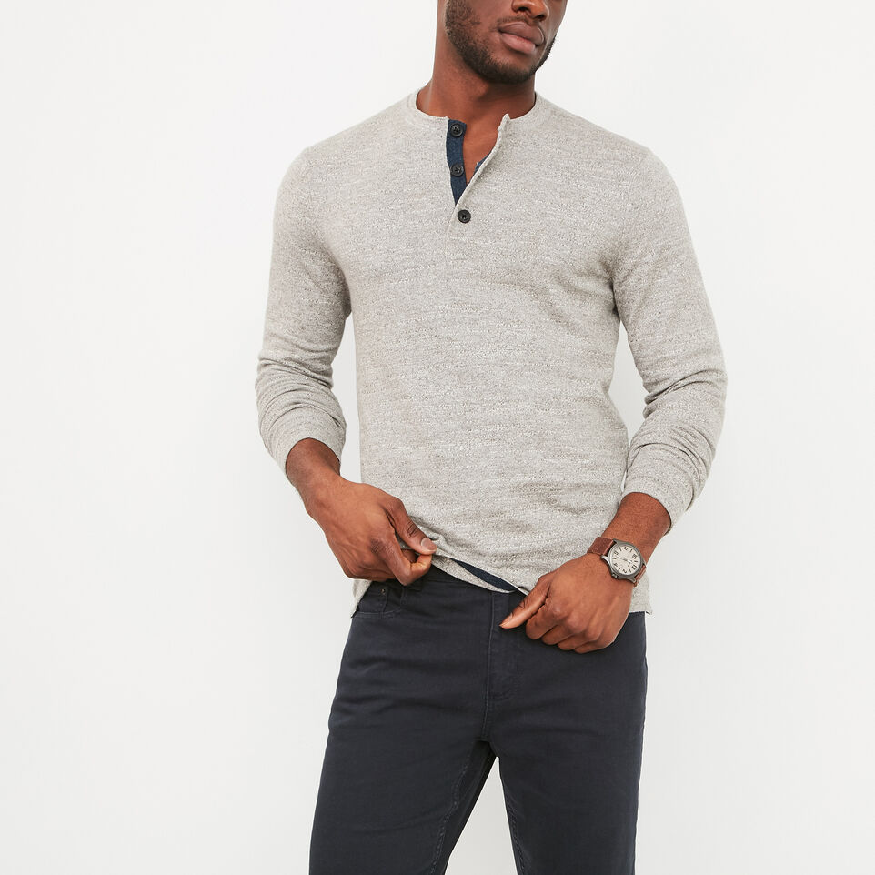 Roots-undefined-Chandail Henley Bonshaw-undefined-A