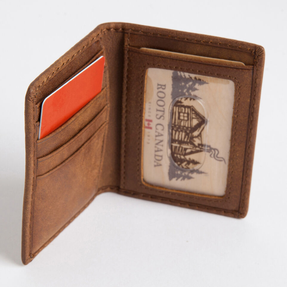 Roots-undefined-Card Case With Id Tribe-undefined-F