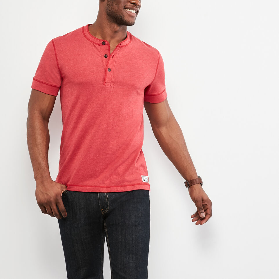 Roots-undefined-Long Point Short sleeve Henley-undefined-A