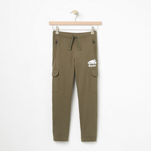 Roots-Kids Boys-Boys Heavyweight Jersey Utility Pant-Dusty Olive-A