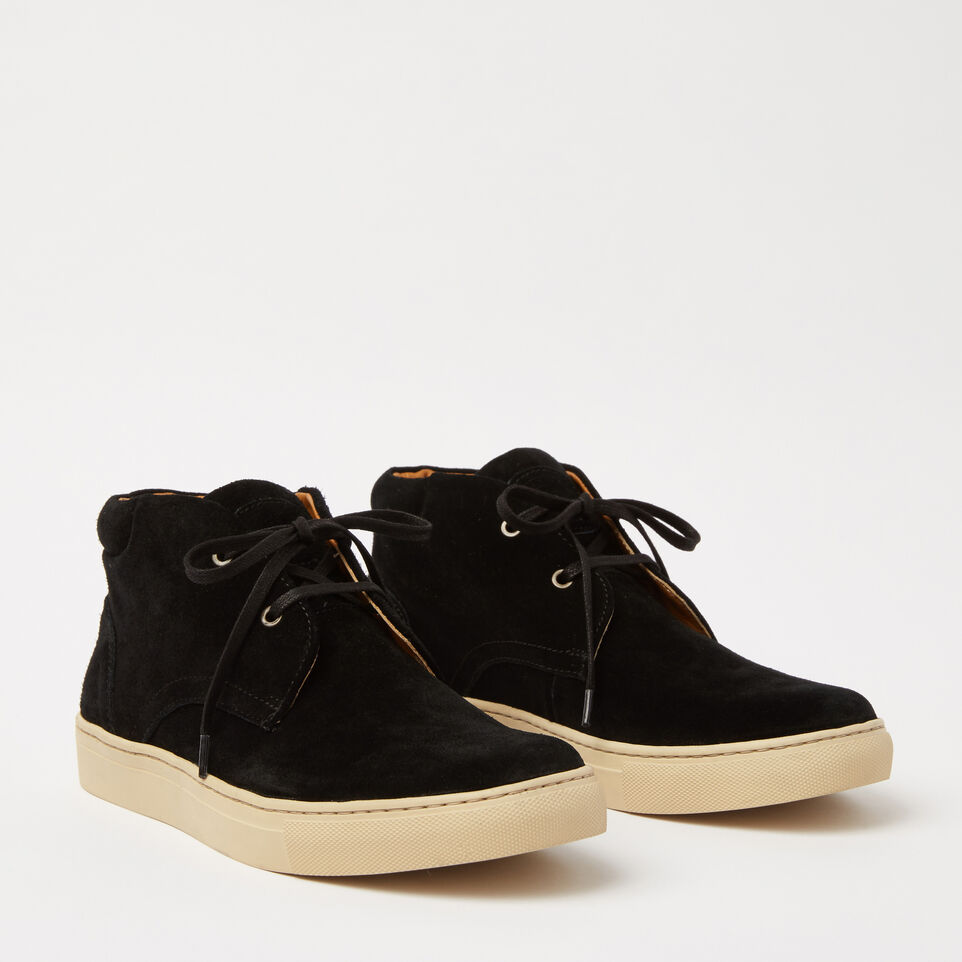 Roots-undefined-Raymond Sneaker Suede-undefined-B