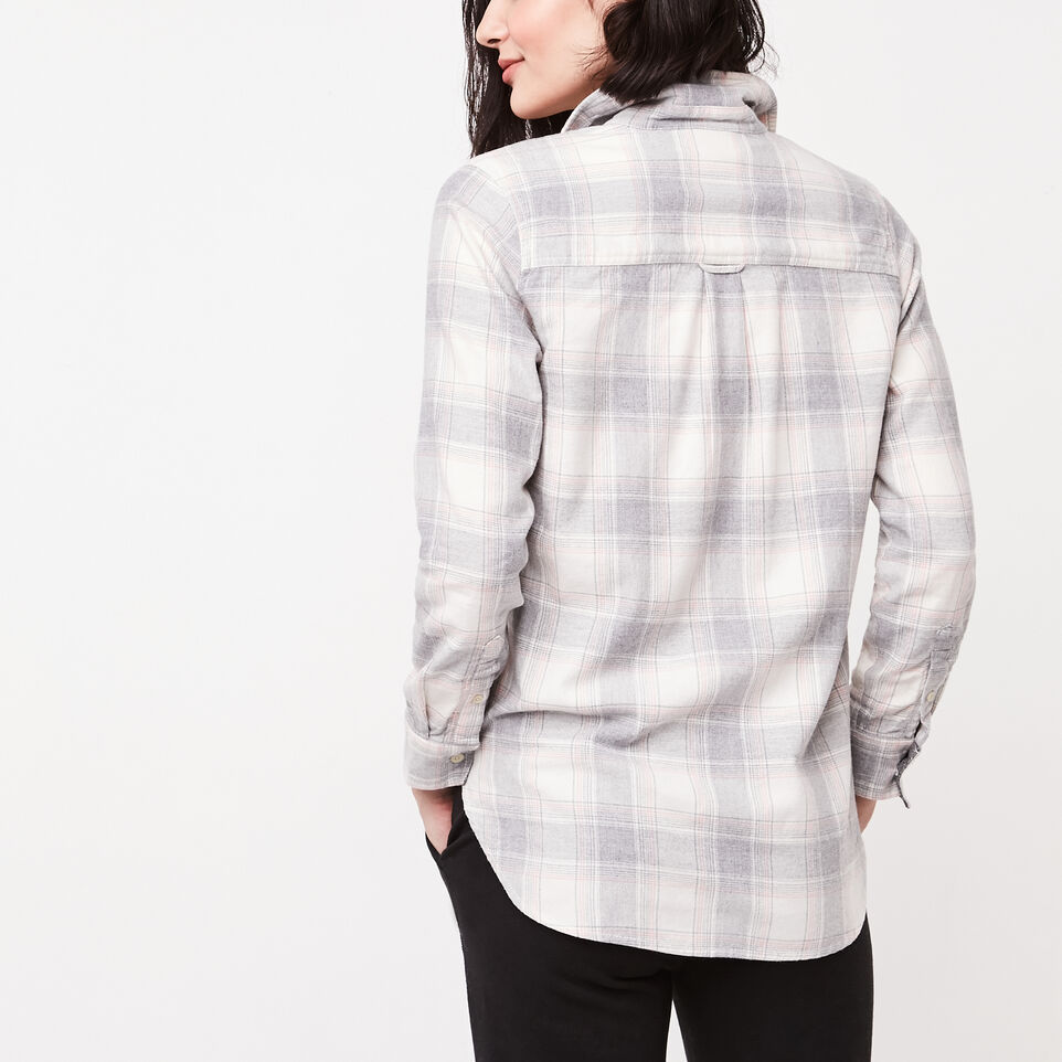 Roots-undefined-Nora Flannel Shirt-undefined-D