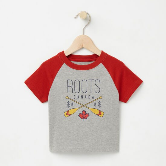 Baby Knox Raglan Top
