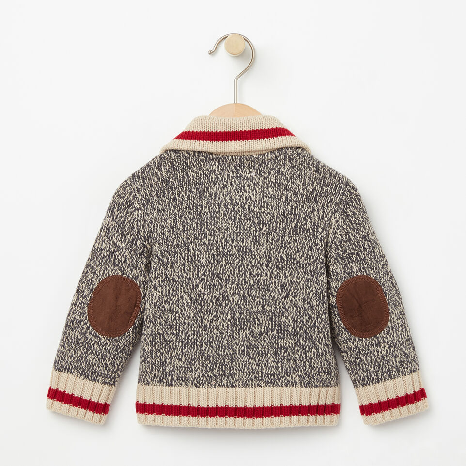 Roots-undefined-Baby Roots Cabin Shawl Cardigan-undefined-B
