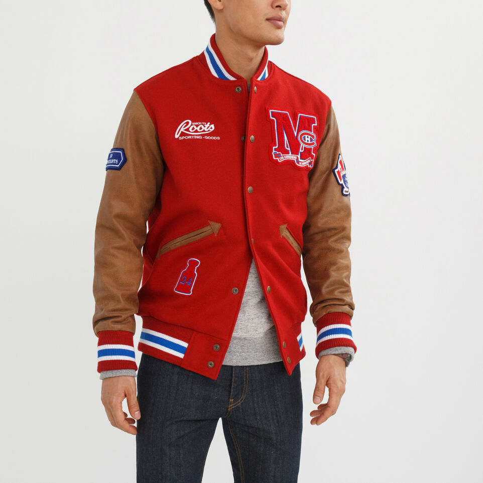 Roots-undefined-NHL Award Jacket Montreal-undefined-C
