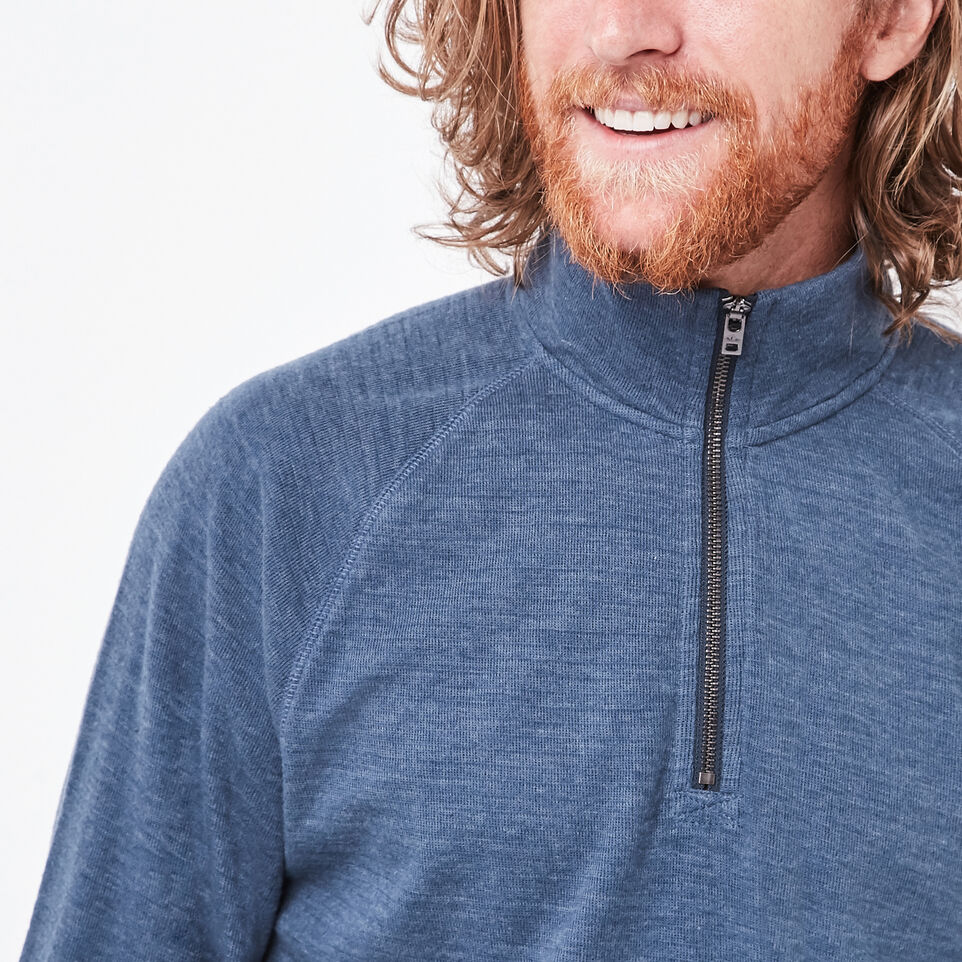 Roots-undefined-Revelstoke 1/4 Zip-undefined-B
