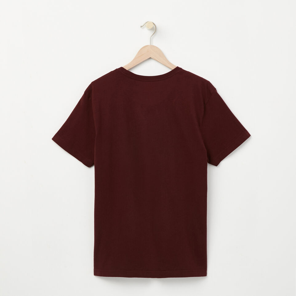 Roots-undefined-Springbank Organic T-shirt-undefined-B