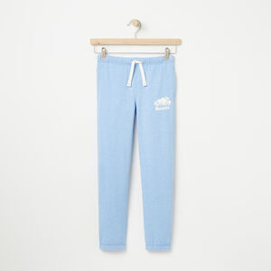 Roots-Kids Bottoms-Girls Slim Roots Sweatpant-Provence Pepper-A