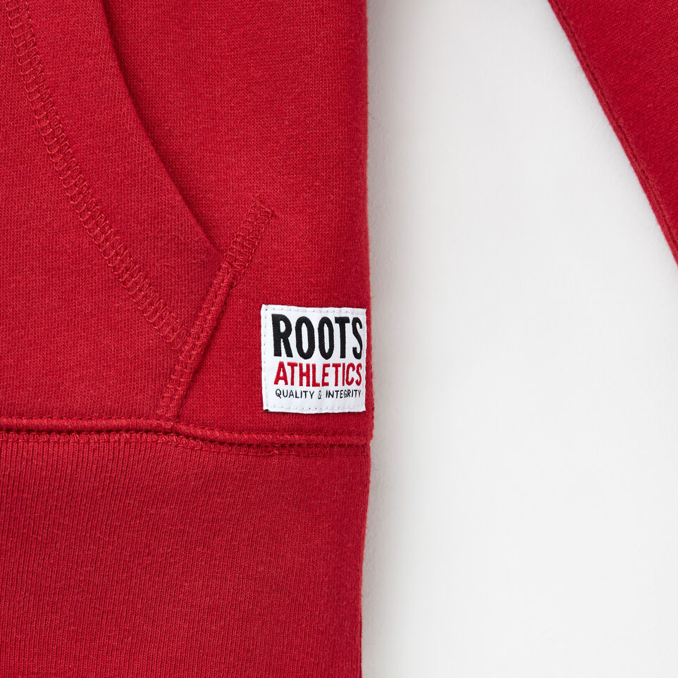 Roots-undefined-Girls Roots Re-issue Kanga Hoody-undefined-D