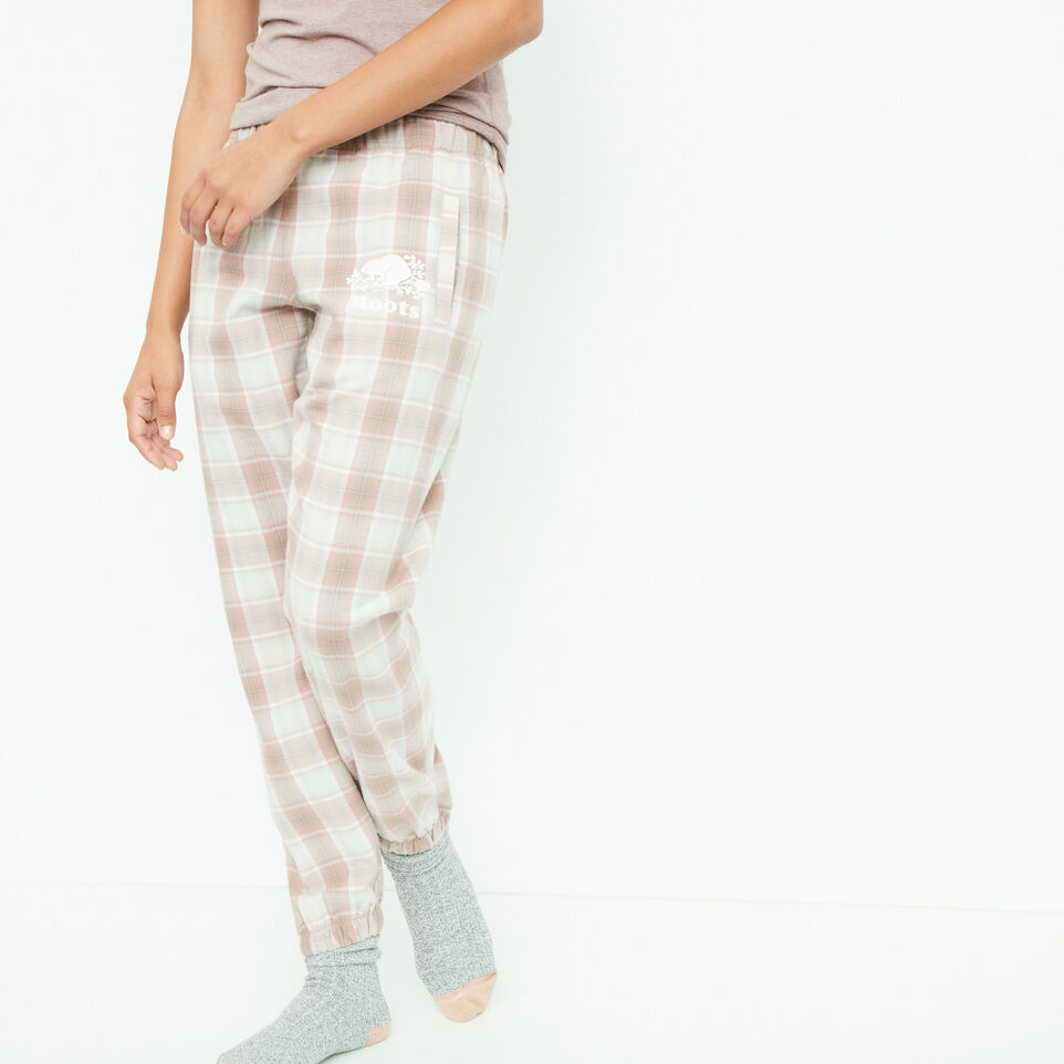 Roots-undefined-Womens Pocket Original Lounge-undefined-B