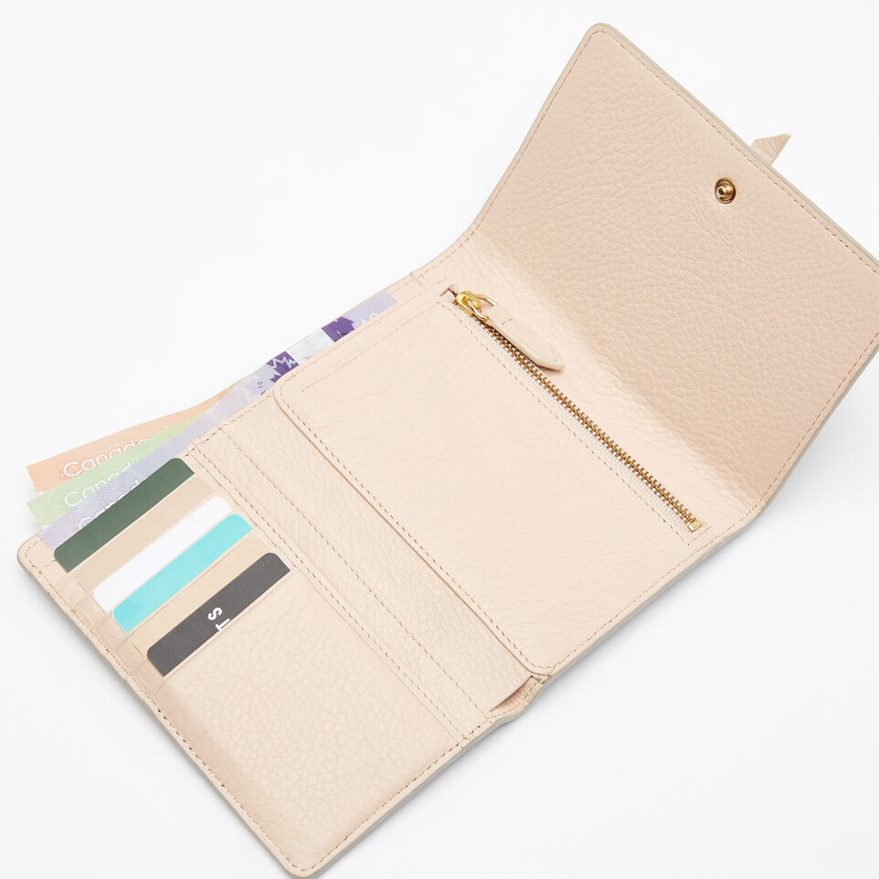 Roots-undefined-Portefeuille pochette en cuir Prince-undefined-B