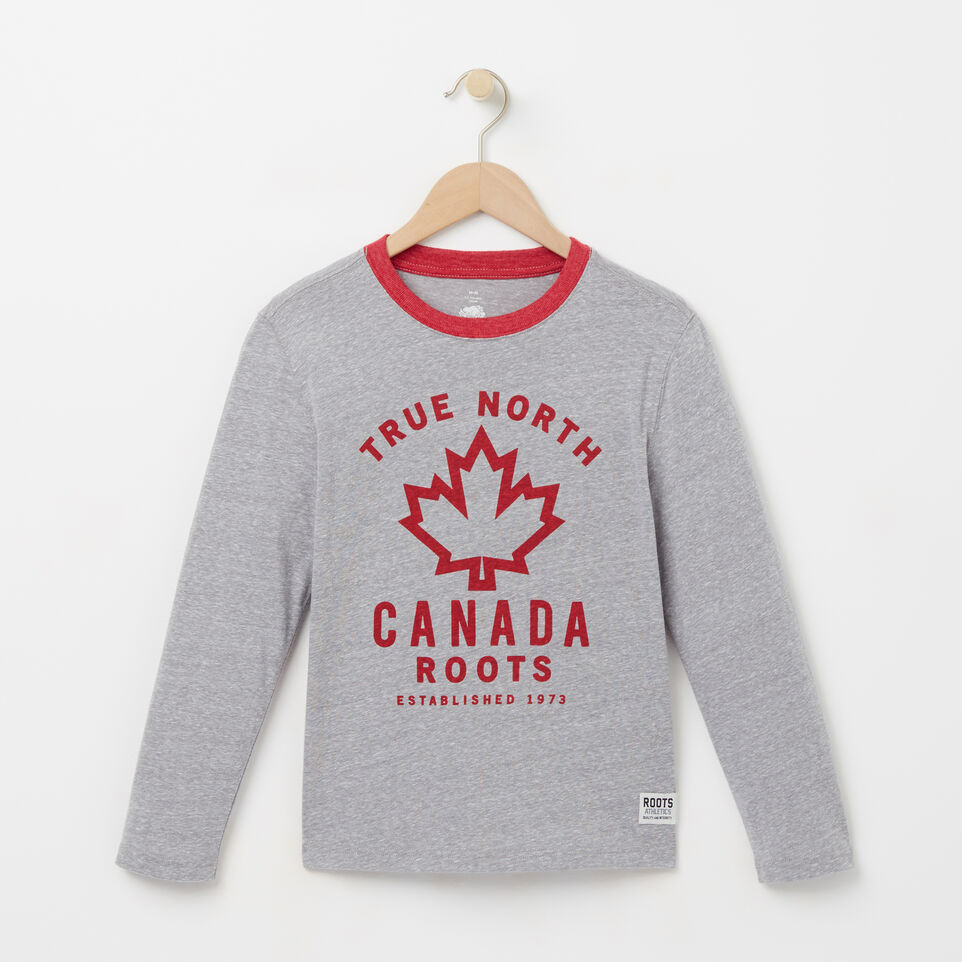 Roots-undefined-Boys True North T-shirt-undefined-A