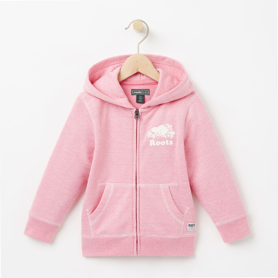 Roots-undefined-Toddler Colour Pepper Original Full Zip Hoody-undefined-A