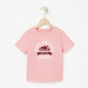 Roots-Sale Toddler-Toddler Laurier T-shirt-Bridal Rose Mix-A
