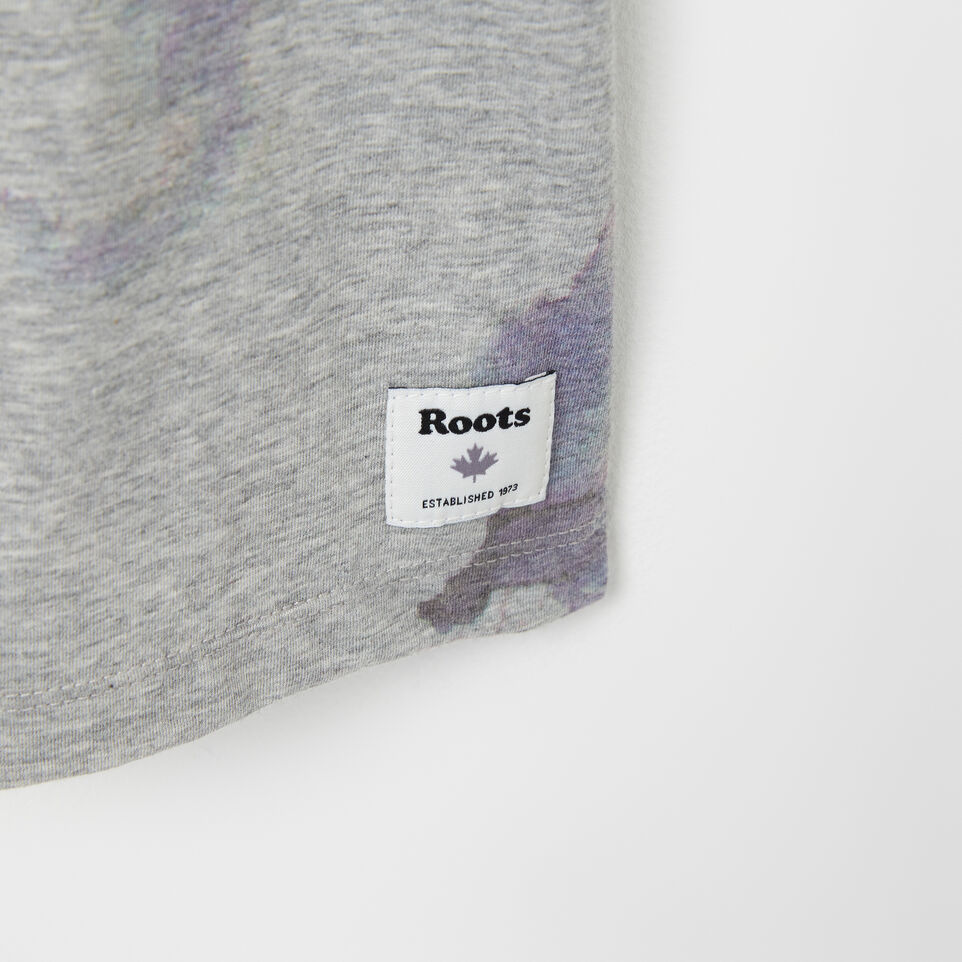 Roots-undefined-T-shirt Cooper Aquarelle-undefined-C