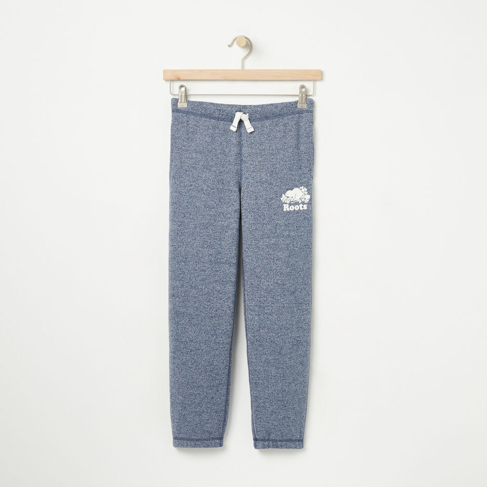 Roots-undefined-Boys Original Slim Sweatpant-undefined-A