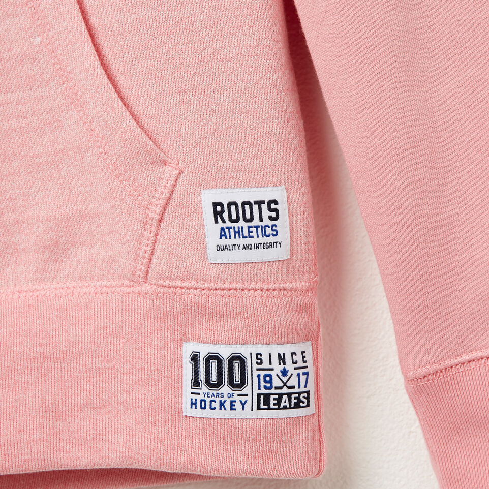 Roots-undefined-Girls TML Top Shelf Kanga Hoody-undefined-D