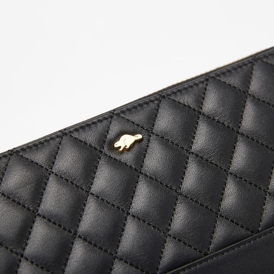 Roots-undefined-Two Toned Wallet Quilted-undefined-E