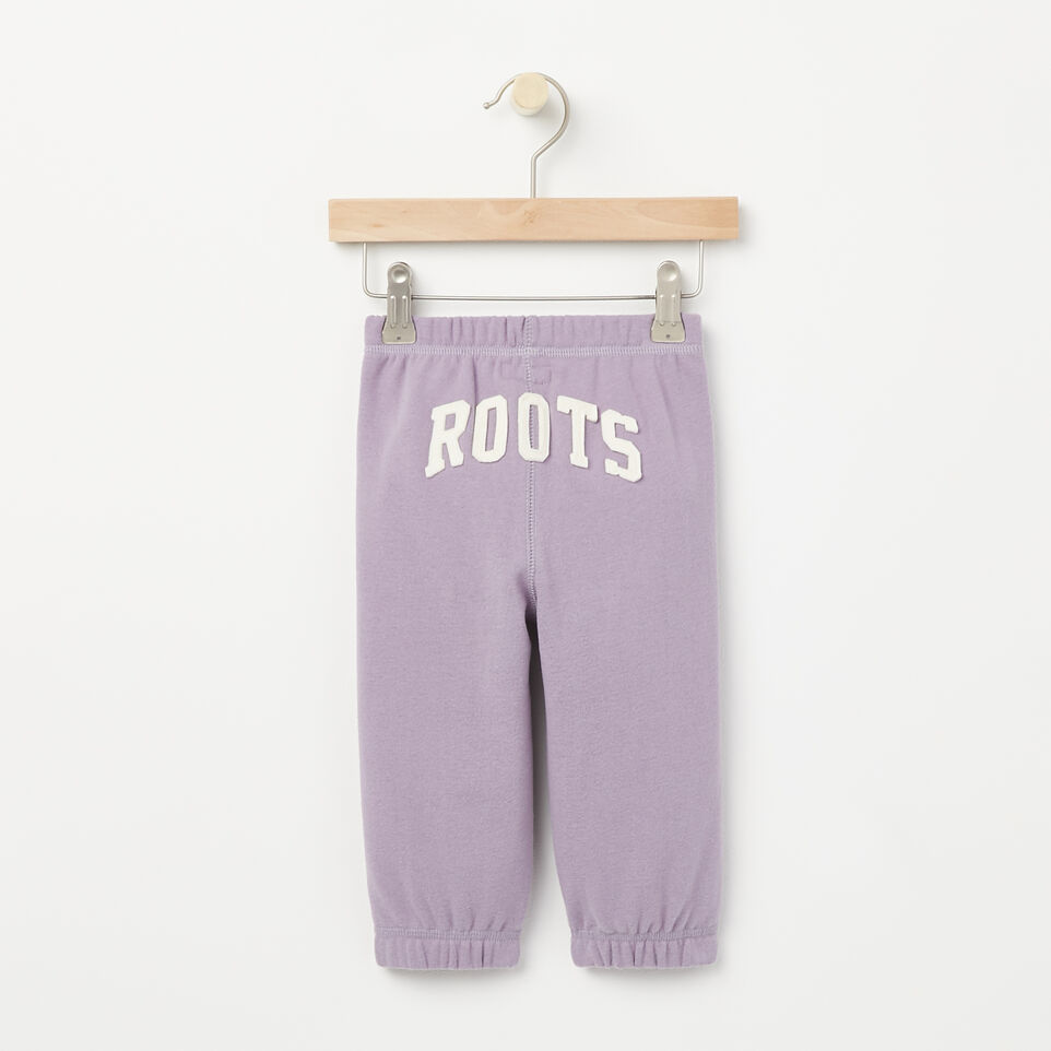 Roots-undefined-Baby Roots Slim Sweatpant-undefined-B