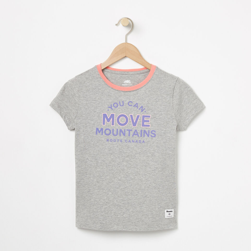 Roots-undefined-T-shirt Get Outside pour filles-undefined-A