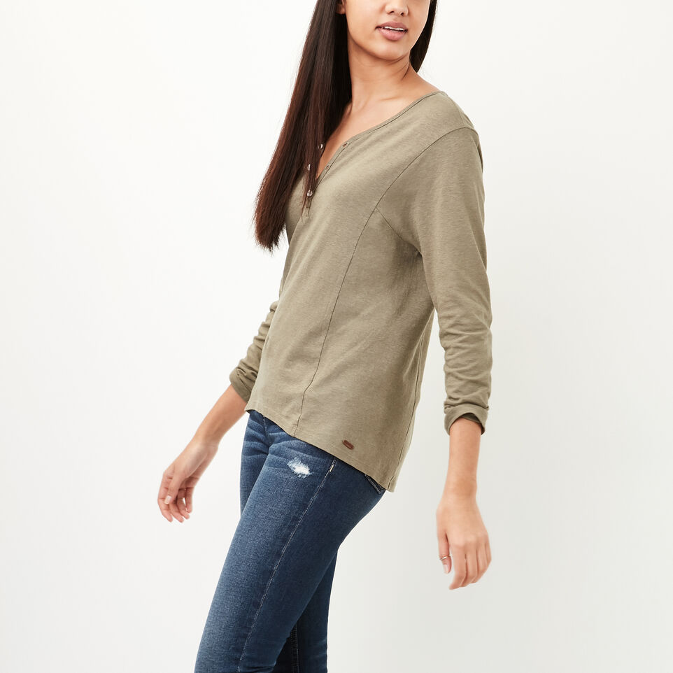 Roots-undefined-Haut Henley Flora-undefined-B