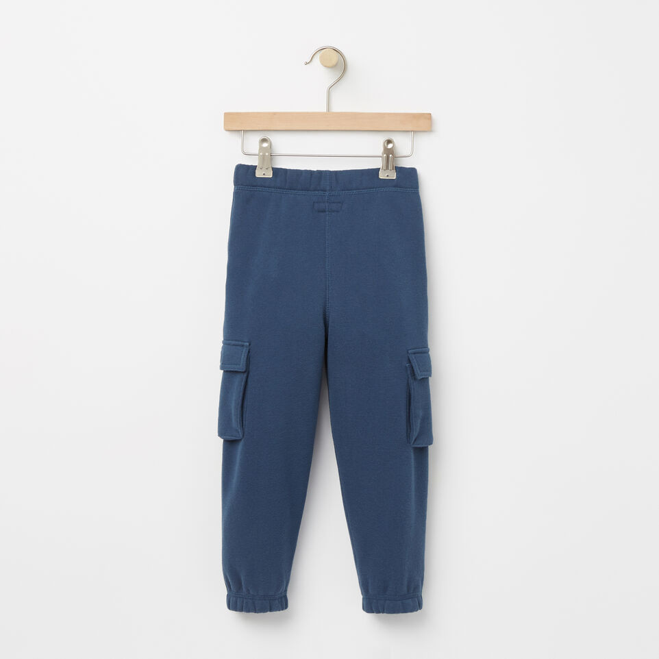 Roots-undefined-Toddler Brandon Cargo Sweatpant-undefined-B