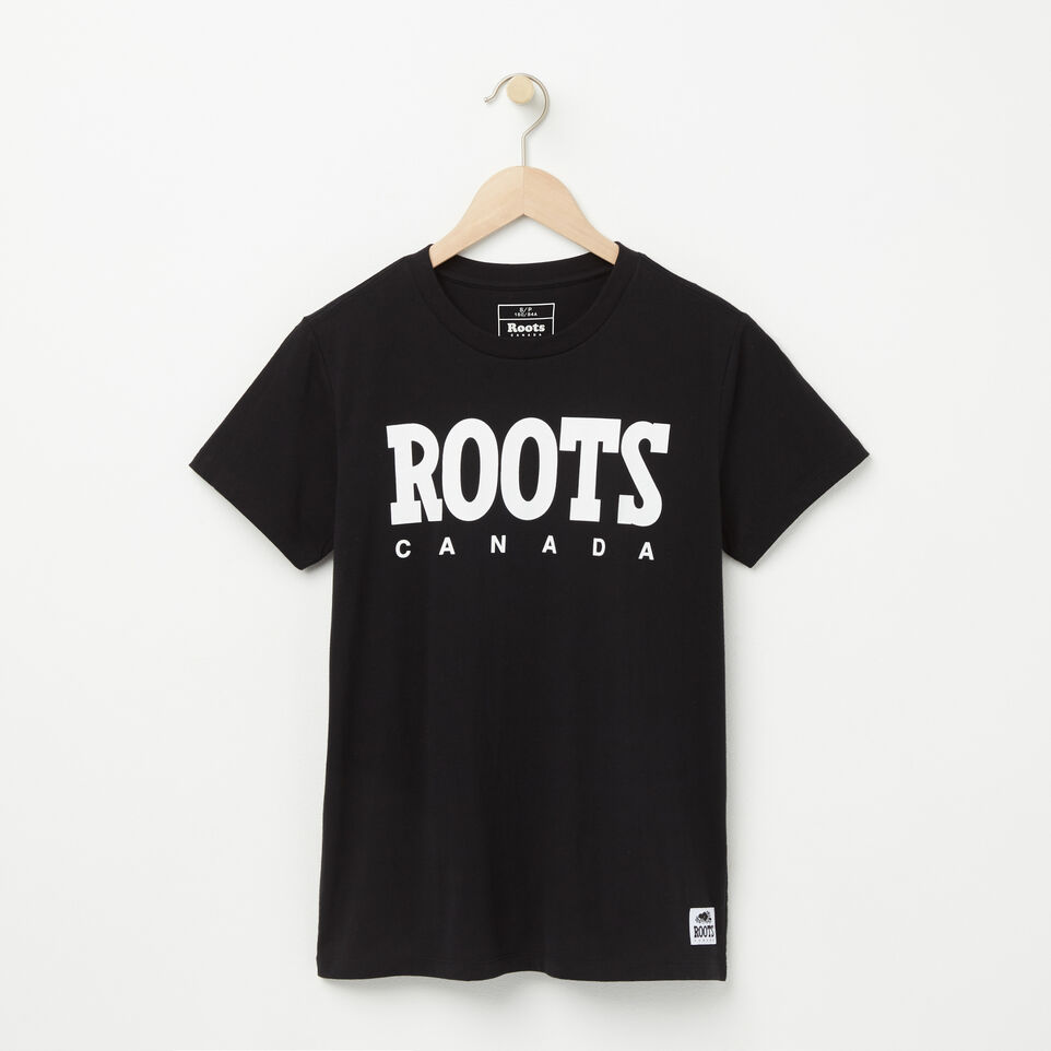 Roots-undefined-T-shirt Roots Rétro-undefined-A