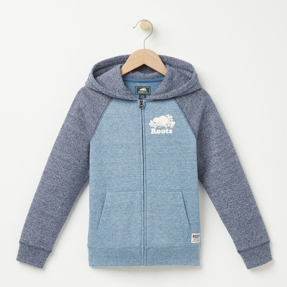 Roots-undefined-Boys Pepper Contrast Full Zip-undefined-A