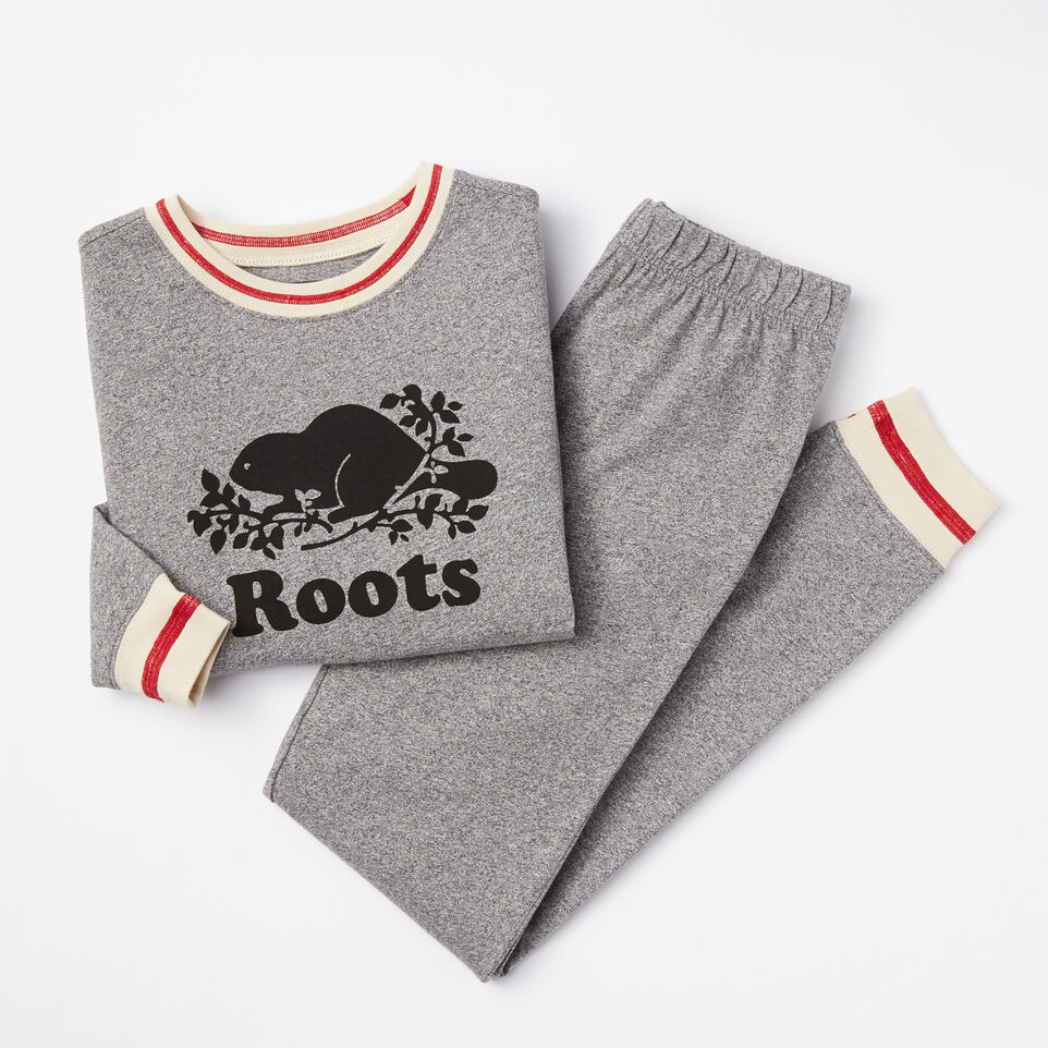 Roots-undefined-Boys Roots Pepper PJ Set-undefined-A