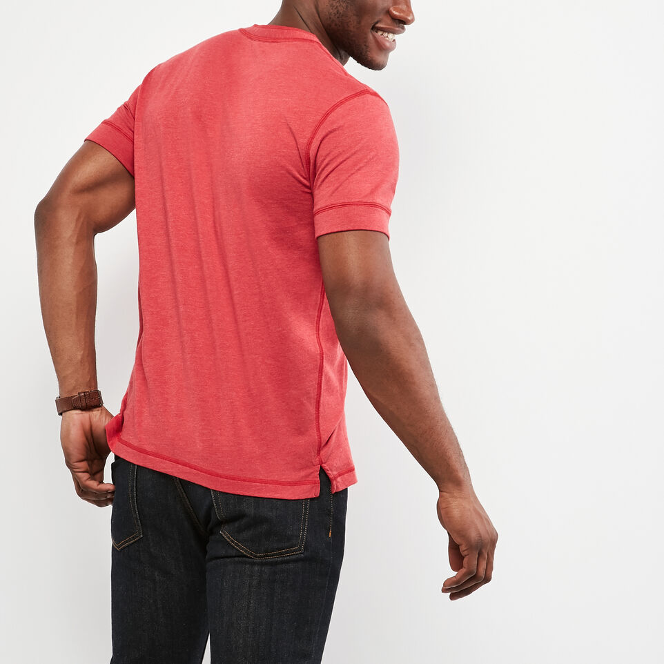 Roots-undefined-Long Point Short sleeve Henley-undefined-D
