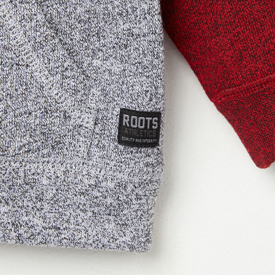 Roots-undefined-Baby Contrast Full Zip Hoody-undefined-D