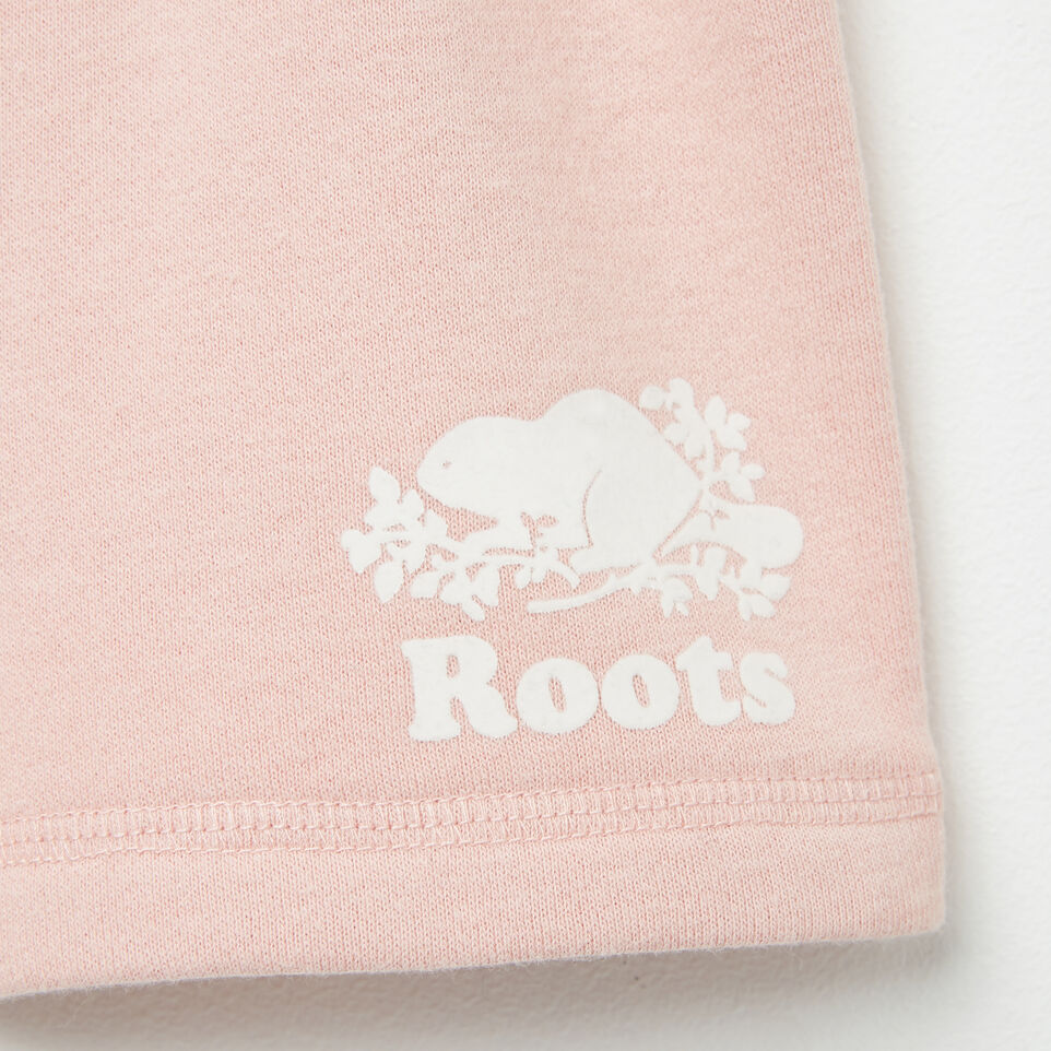 Roots-undefined-Baby Original Athletic Shorts-undefined-C