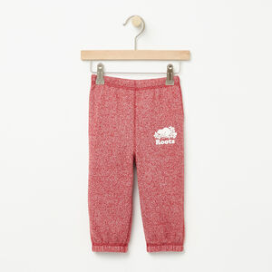 Roots-Sale Baby-Baby Roots Sweatpant-Lodge Red Pepper-A