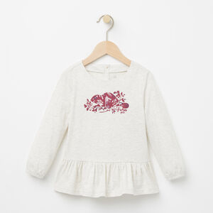 Roots-Kids Tops-Toddler Aster Top-White Grey Mix-A