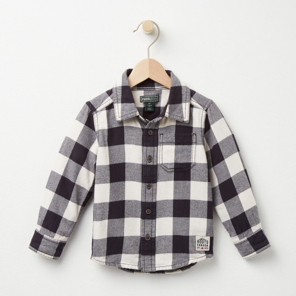 Roots-undefined-Toddler Algonquin Flannel Shirt-undefined-A