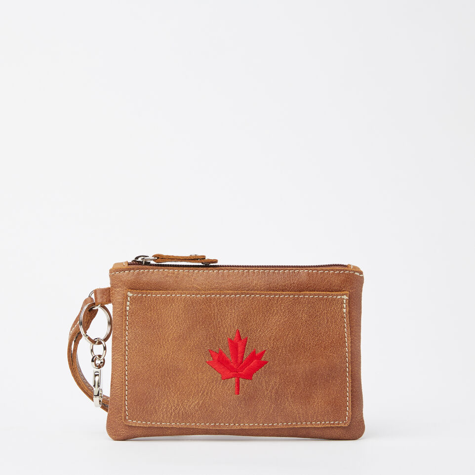Roots-undefined-Maple Leaf Everyday Clutch Tribe-undefined-C