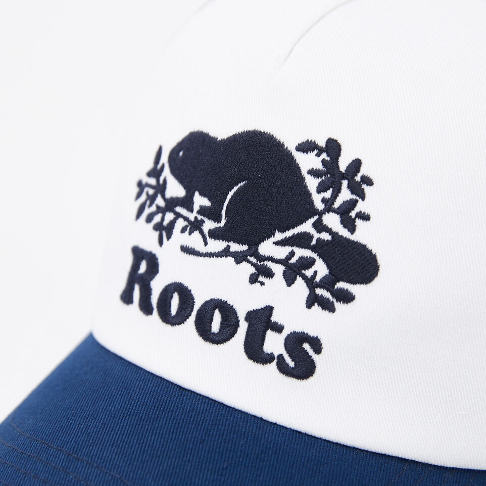 Roots-undefined-Kids Cooper Trucker Hat-undefined-D