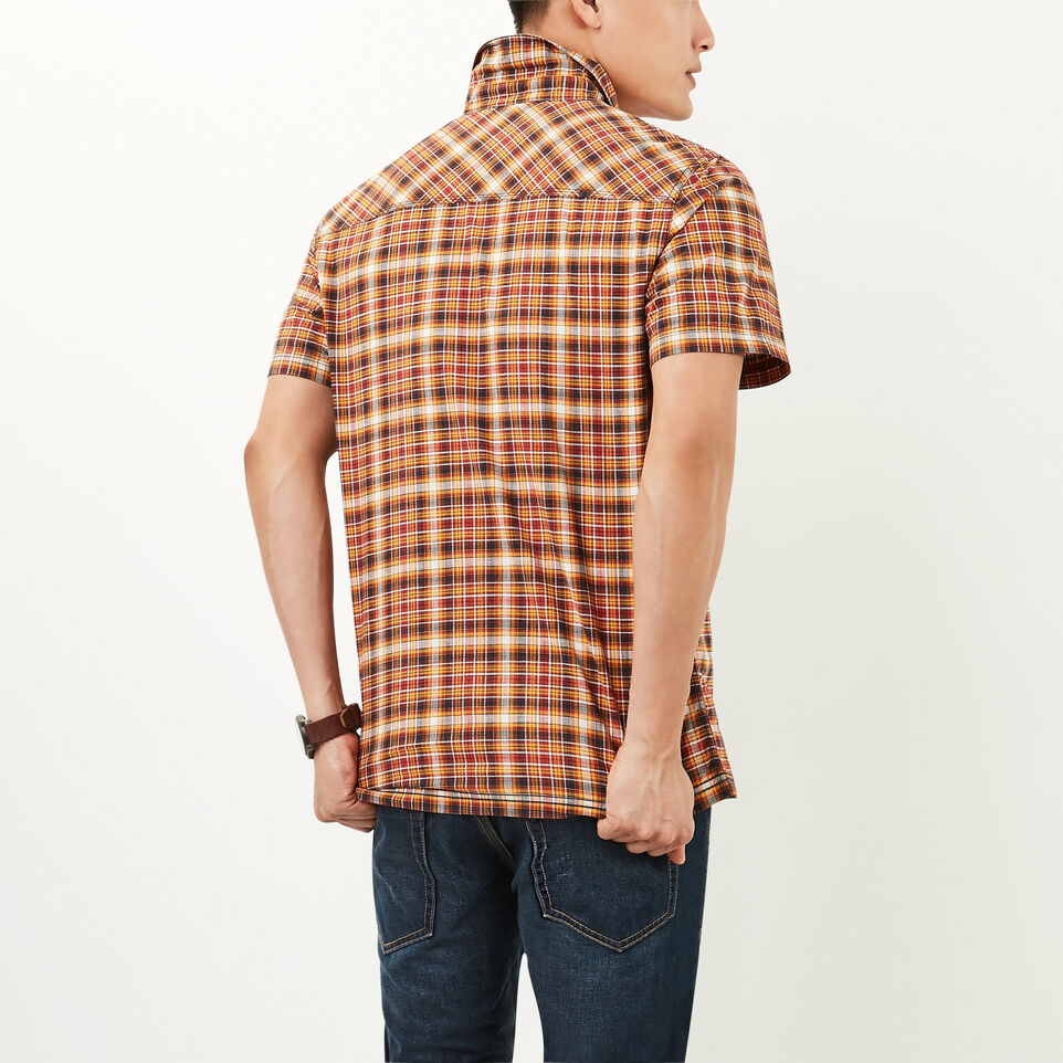 Roots-undefined-Camp Short Sleeve Shirt-undefined-D
