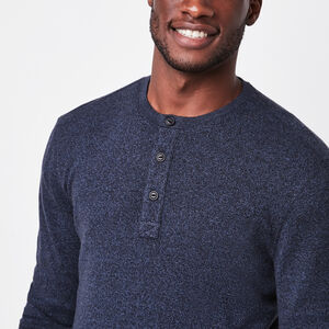 Roots-New For January Men-New Killarney Pepper Henley-Blue Pepper-A
