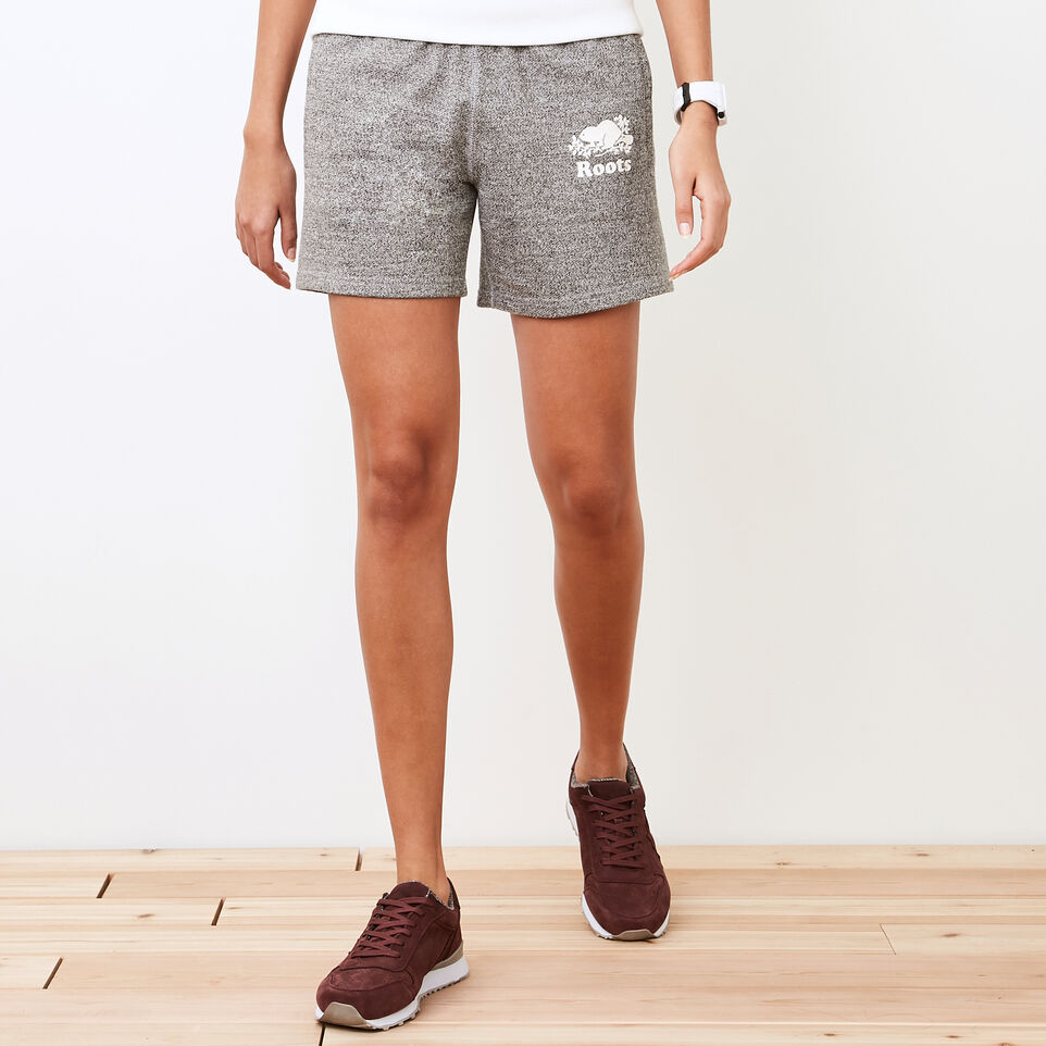Roots-undefined-Longer Original Sweatshort-undefined-A