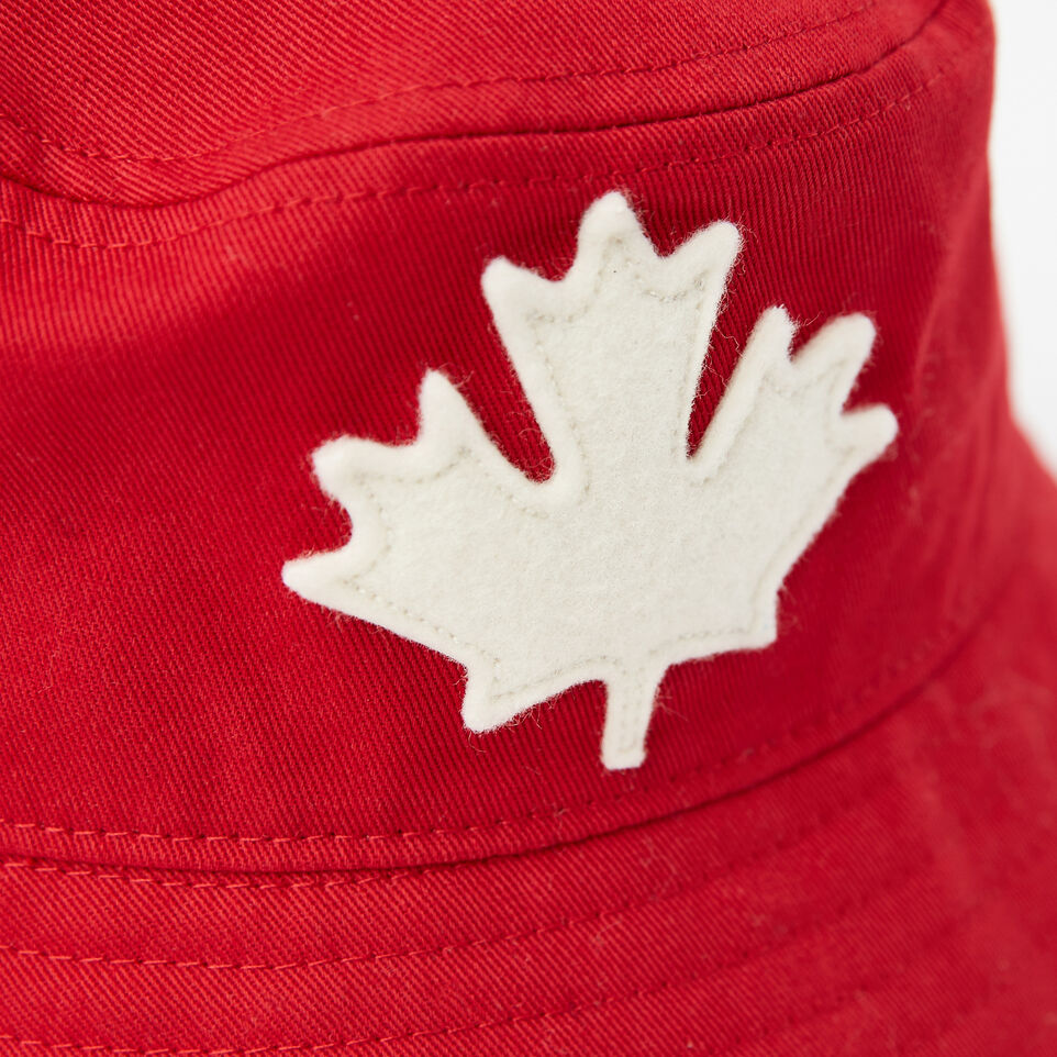 Roots-undefined-Toddler Canada Leaf Bucket Hat-undefined-C
