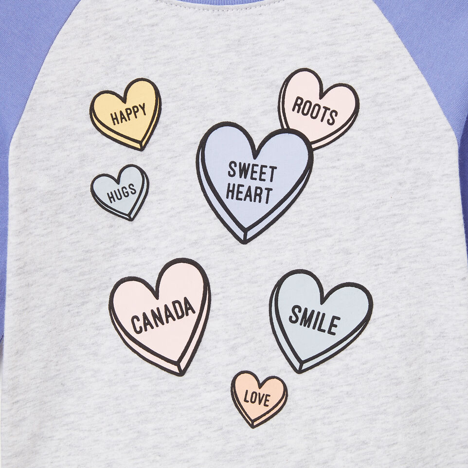 Roots-undefined-Baby Watercolour Baseball Top-undefined-C