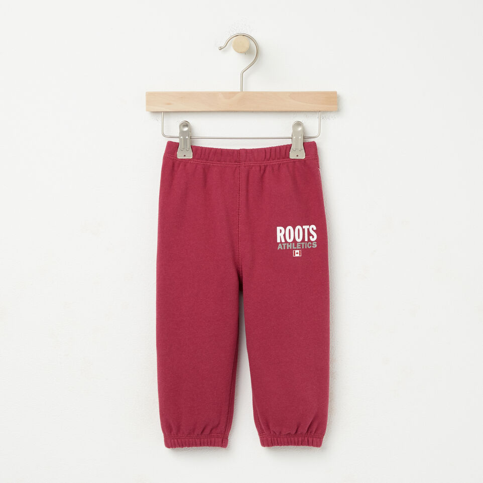 Roots-undefined-Baby Roots Re-issue Sweatpant-undefined-A