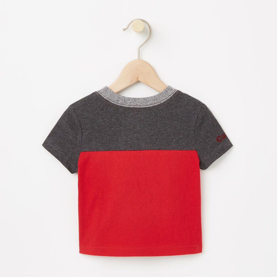Roots-undefined-Baby Canada Blocked Pocket Top-undefined-B