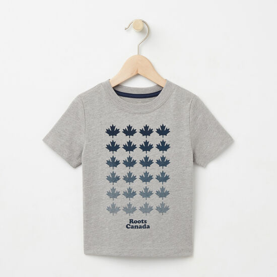 Toddler Multi Maple T-shirt