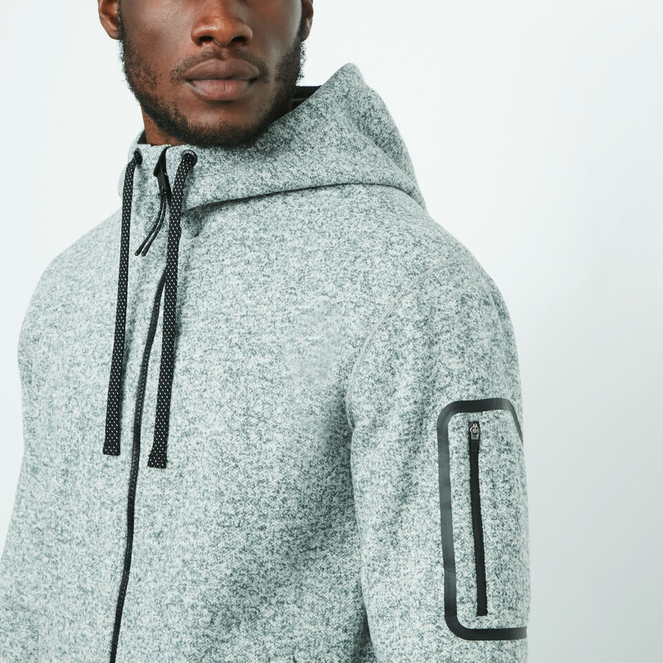 Roots-undefined-Lodge Knit Zip Hoody-undefined-C