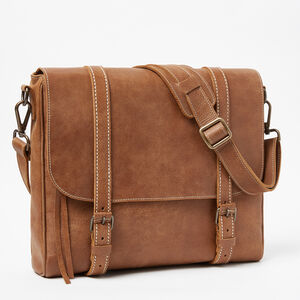 Roots-Leather Briefcases & Messengers-Modern Satchel Tribe-Africa-A