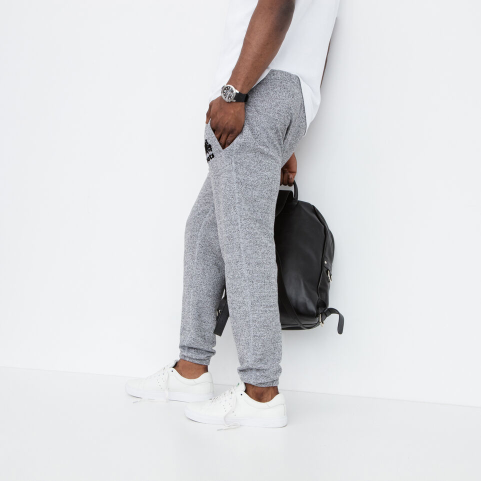 Roots-undefined-Roots Salt and Pepper Slim Sweatpant-undefined-B