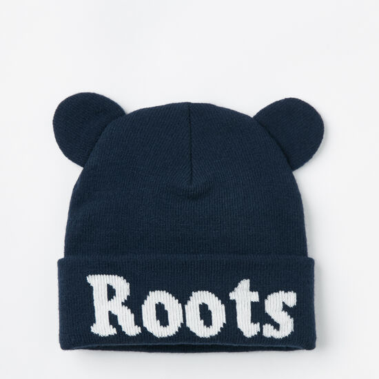 Roots-Kids Accessories-Toddler Cooper Glow Toque-Navy Blazer-A