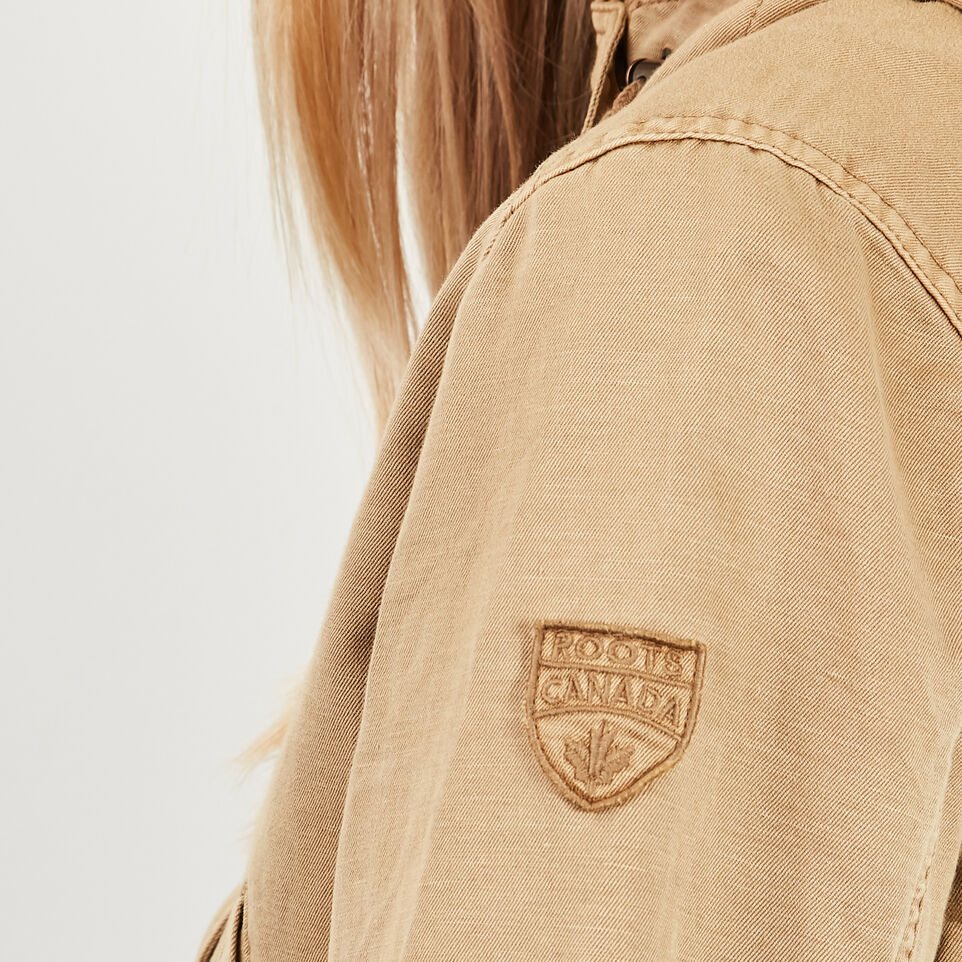 Roots-undefined-Blouson Harrington-undefined-F